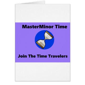 MasterMinorの時間役人 カード