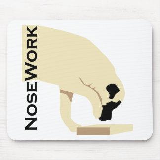 Mastiffs_Noseの仕事 マウスパッド