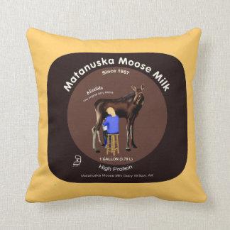 Matanuskaのアメリカヘラジカのミルク クッション