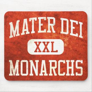 Mater Deiの(昆虫)オオカバマダラ、モナークの運動競技 マウスパッド