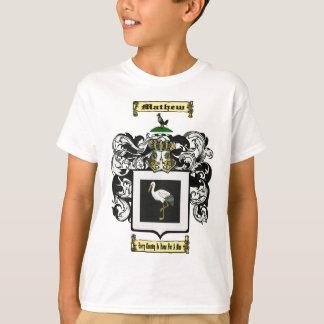 Mathew Tシャツ
