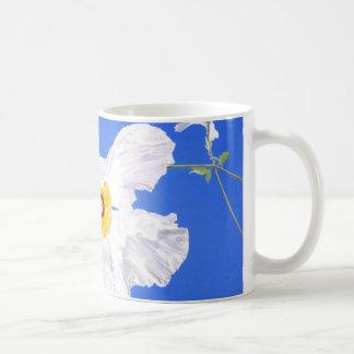 Matilijaケシ コーヒーマグカップ
