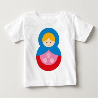 MatryoshkaA12 ベビーTシャツ