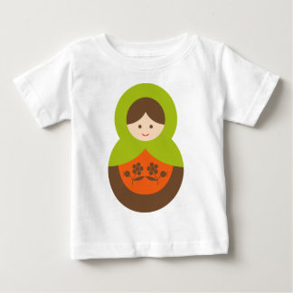 MatryoshkaA18 ベビーTシャツ