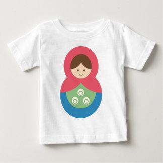 MatryoshkaA19 ベビーTシャツ