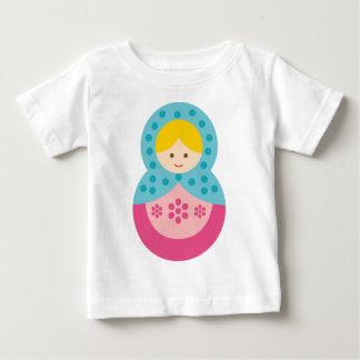 MatryoshkaA1 ベビーTシャツ