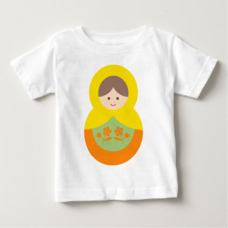 MatryoshkaA3 ベビーTシャツ