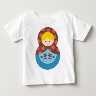 MatryoshkaA5 ベビーTシャツ