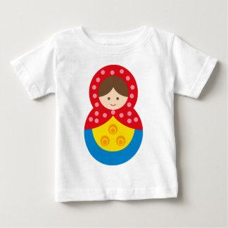 MatryoshkaA6 ベビーTシャツ