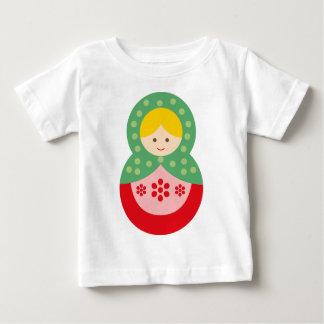 MatryoshkaA8 ベビーTシャツ