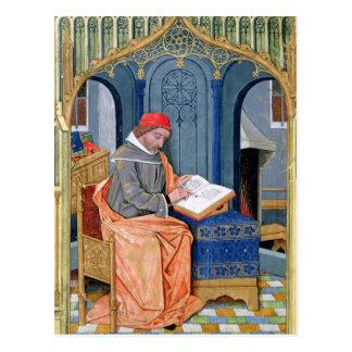 Matthaeus Platearius はがき