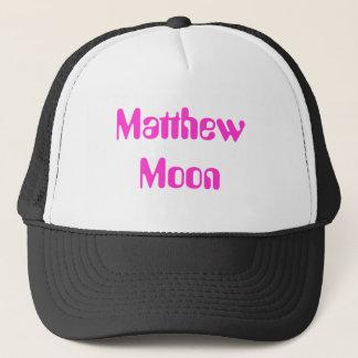 Matthewの月 キャップ