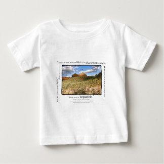 Matthewの17:20 ベビーTシャツ