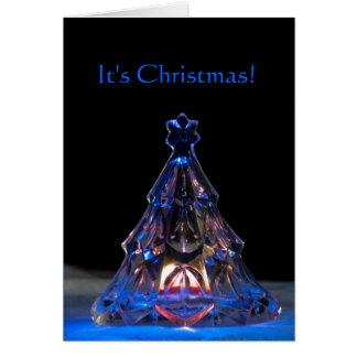 Matthewの2:9 - 11クリスマスカード カード