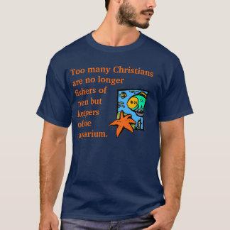 Matthewの4:19 Tシャツ