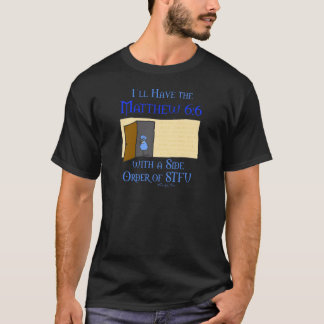 Matthewの6:6 Tシャツ