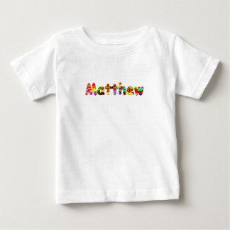 MatthewのTシャツ ベビーTシャツ