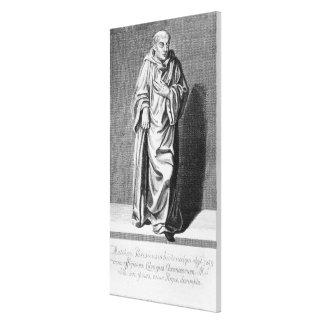 Matthewパリ1795年 キャンバスプリント