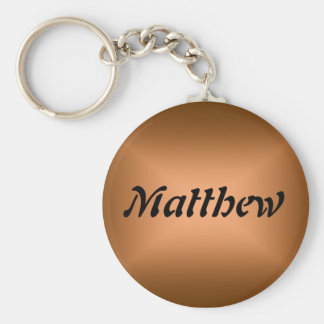 Matthew キーホルダー
