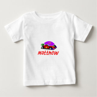 Matthew ベビーTシャツ