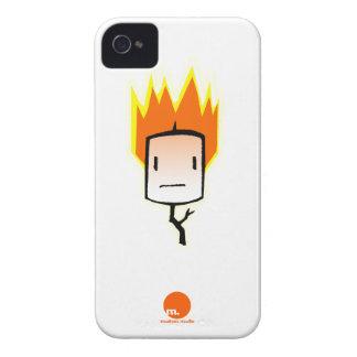 MattsonのマシュマロのiPhoneの場合 Case-Mate iPhone 4 ケース