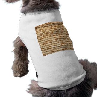 Matzahのビスケットのフラットブレッド ペット服