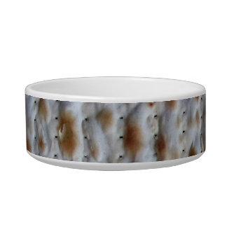Matzahのペットのための小さい食糧皿 ボウル