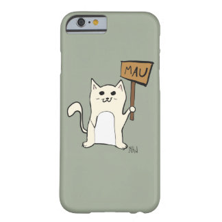 Mau Barely There iPhone 6 ケース