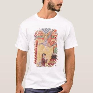 MaubeugeのSt. Aldegondeの視野 Tシャツ