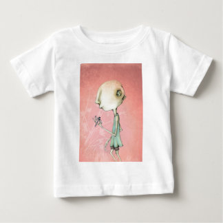 Maudおよび彼女のトンボ ベビーTシャツ
