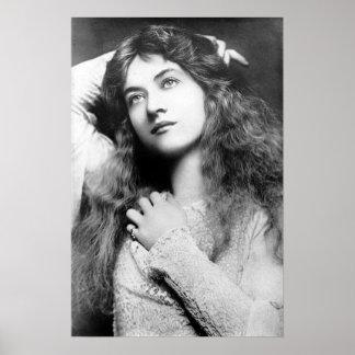Maude Fealy ポスター