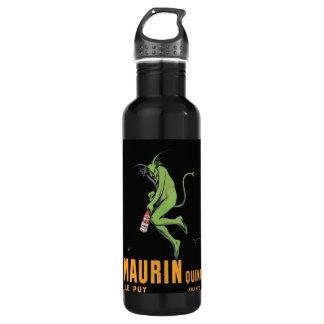 Maurin Quinaの緑の悪魔のアブサンポスター ウォーターボトル