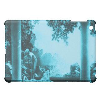 Maxfield Parrishの夜明けのファインアートのiPadの場合 iPad Miniカバー