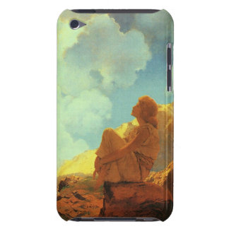 Maxfield Parrishの朝(春)のヴィンテージの芸術 Case-Mate iPod Touch ケース