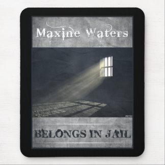 Maxine水 マウスパッド