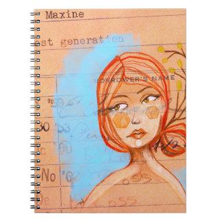 Maxine ノートブック