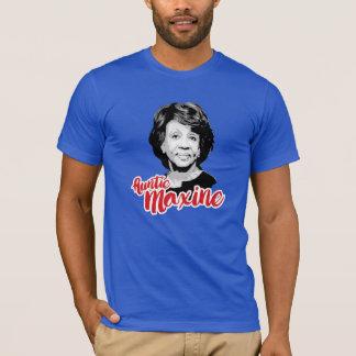 Maxine -白い輪郭伯母さん- tシャツ