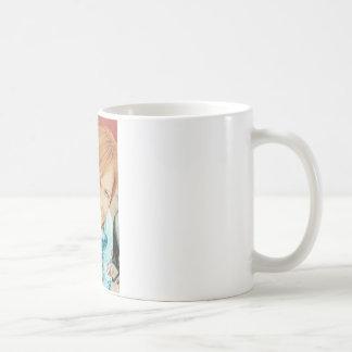 Maxine Taupin、小さいダンサー: www.AriesArtist.com コーヒーマグカップ