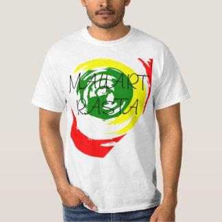 MAYART RASTA Tシャツ