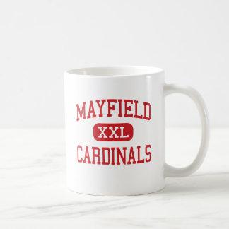 Mayfield - (鳥)ショウジョウコウカンチョウ-中間- Mayfieldケンタッキー コーヒーマグカップ