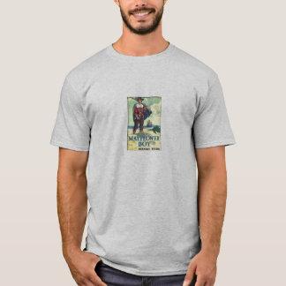 Mayflowerの男の子のTシャツ Tシャツ
