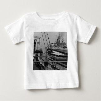 MayflowerのTeddy Roosevelt ベビーTシャツ
