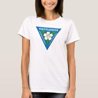 Mayflowerインターナショナルのトライアスロン Tシャツ