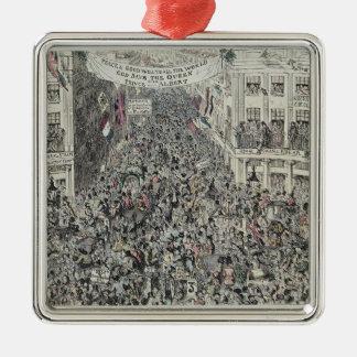 Mayhewの素晴らしいExhibiton、ロンドン1851年 メタルオーナメント