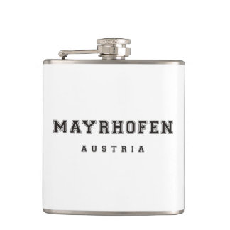 Mayrhofenオーストリア フラスク