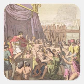 Mayta-Capacの寛大な処置: conquereへの提供の許し スクエアシール