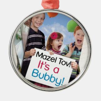"""""""Mazel Tov! それはですBubby!"""" 表紙の服装 メタルオーナメント"""
