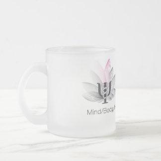mbh&p フロストグラスマグカップ