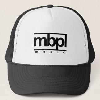 MBPL音楽魚の網の帽子 キャップ