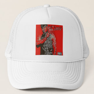 MC Kenzieの白い帽子 キャップ